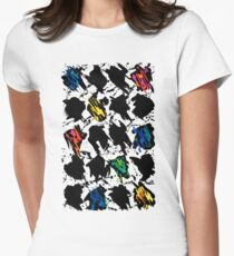 Spot On  Women's Fitted T-Shirt