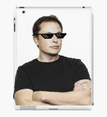 Elon Musk Deal With It iPad Case/Skin