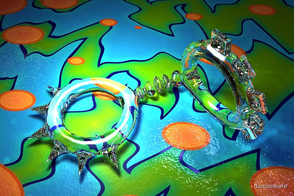 CG glass zoo01 by damiankafe