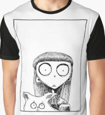 Weird Girl Graphic T-Shirt