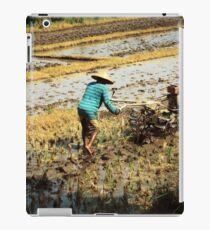 Following in Father's Footsteps iPad Case/Skin