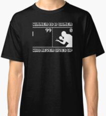 PONG MOTIVATION Classic T-Shirt