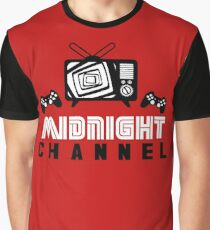 Midnight Channel Graphic T-Shirt