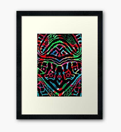 Santa Cruz Framed Print
