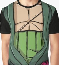 Roronoa Zoro Clothes Graphic T-Shirt