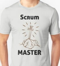 Scrum Master of the Universe! T-Shirt