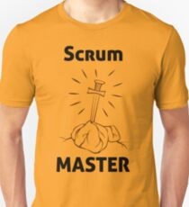 Scrum Master of the Universe! Unisex T-Shirt