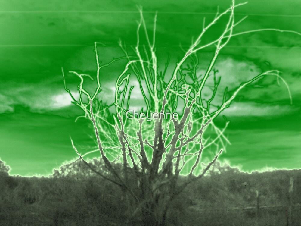 Radioactive Death by Cheyenne