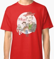 Red Eye Toy Story by MKNewsom Classic T-Shirt