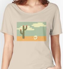 Desert Wasteland Women's Relaxed Fit T-Shirt