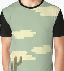 Desert Wasteland Graphic T-Shirt