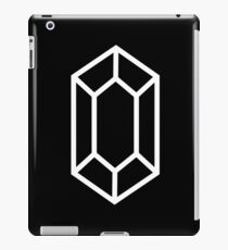 Graphic Rupee iPad Case/Skin