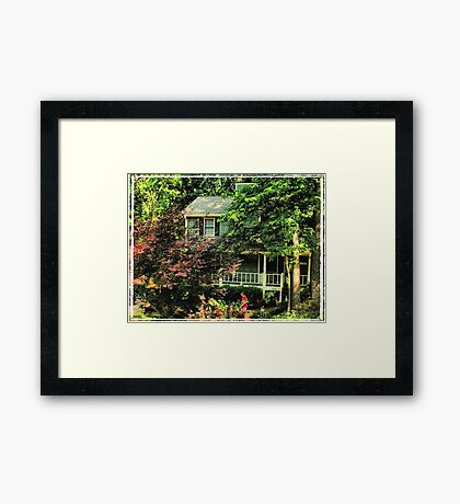 """""""Southern Comfort""""... prints and products Framed Print"""