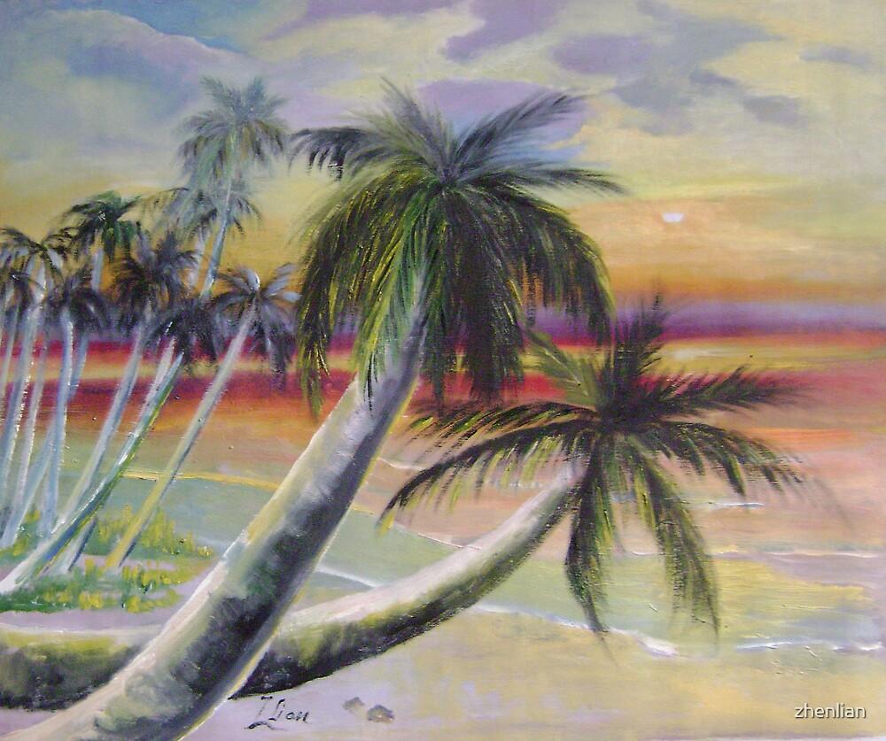 palm by zhenlian