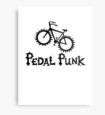 Pedal Punk  Metal Print