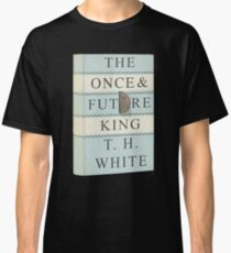 X-Men First Class: The once and Future King (without blood) Classic T-Shirt