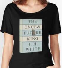 X-Men First Class: The once and Future King (without blood) Women's Relaxed Fit T-Shirt