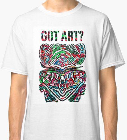 Got Art - Santa Cruz Classic T-Shirt