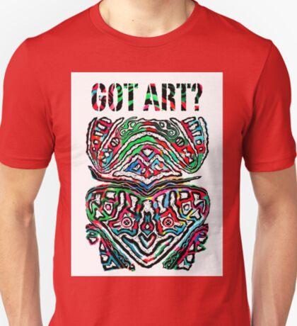 Got Art - Santa Cruz T-Shirt