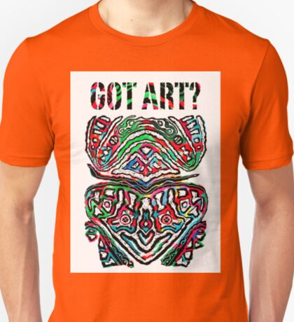 Got Art - Santa Cruz T-Shirt