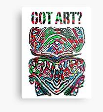 Got Art - Santa Cruz Metal Print