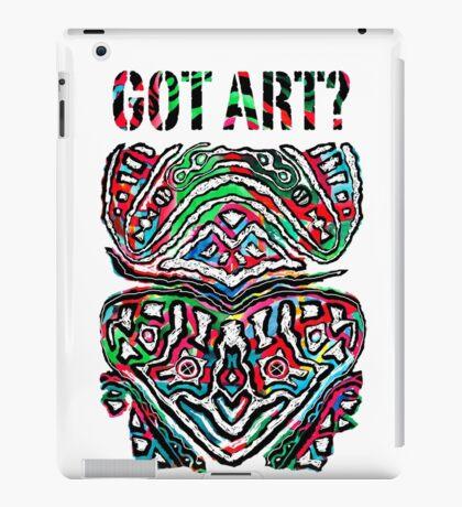 Got Art - Santa Cruz iPad Case/Skin