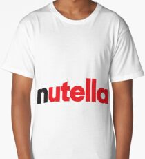 Nutella Long T-Shirt