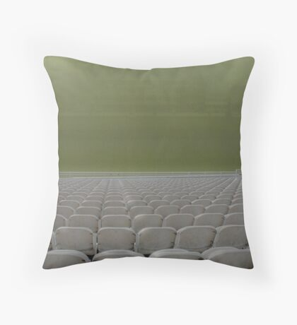Lord's In Fog Throw Pillow