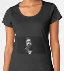 serge gainsbourg in black Women's Premium T-Shirt