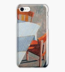 """""""Table & chairs"""" iPhone Case/Skin"""