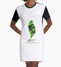 Invasion of the body snatchers Graphic T-Shirt Dress