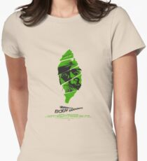 Invasion of the body snatchers Womens Fitted T-Shirt