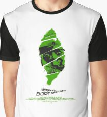 Invasion of the body snatchers Graphic T-Shirt