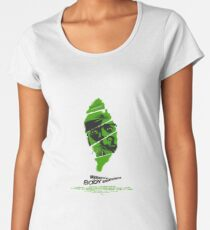 Invasion of the body snatchers Women's Premium T-Shirt