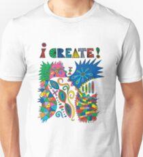 i Create On Track Unisex T-Shirt