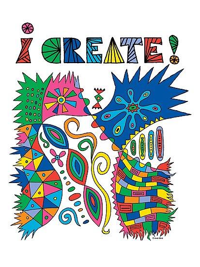 i Create On Track by Andi Bird