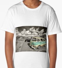 Mawgan Porth Camper  Long T-Shirt