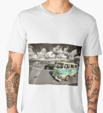 Mawgan Porth Camper  Men's Premium T-Shirt