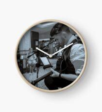 The Music Man Clock