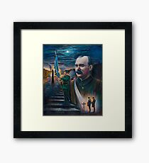 General Connolly, The Rising' of the moon Framed Print