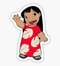 Lilo  Sticker