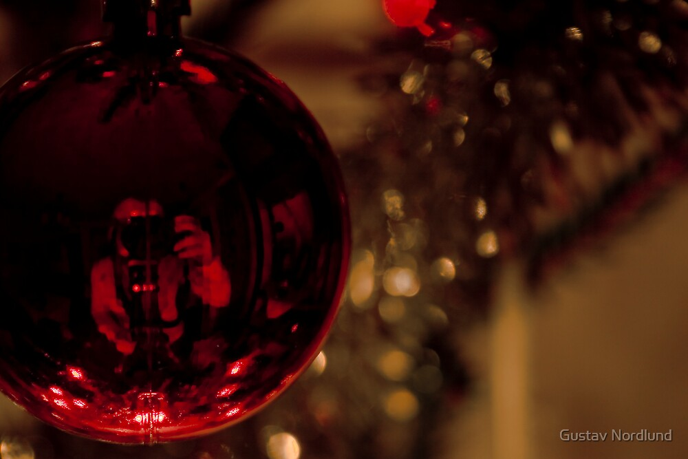 Christmas portrait by Gustav Nordlund
