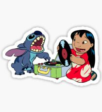 Lilo and stitch Sticker