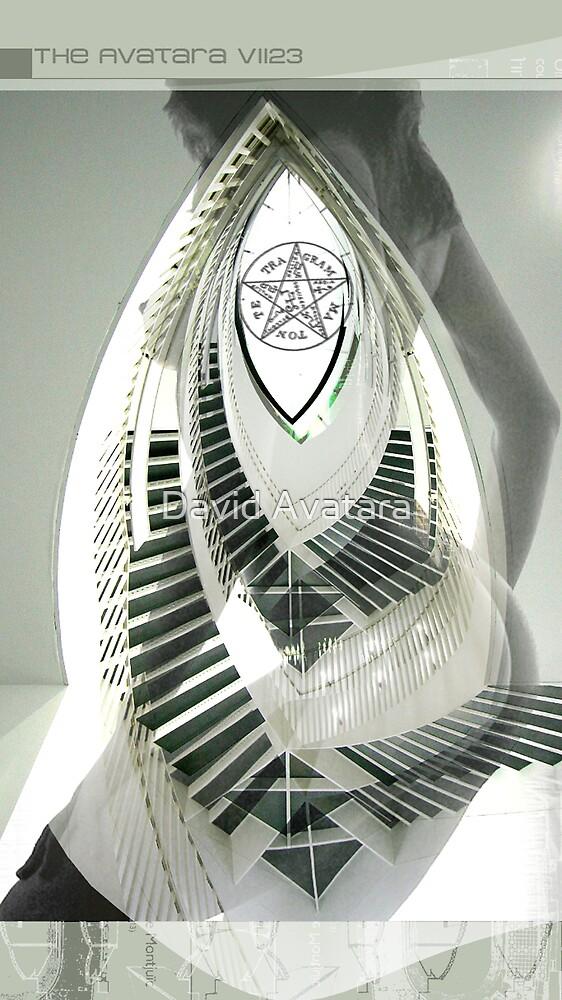 Pentagram by David Avatara