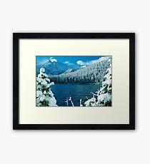 Bear Lake Framed Print