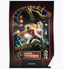 Super Mario Bros. Poster Poster