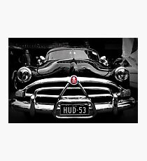 Vintage Carz - Hudson Hornet Photographic Print