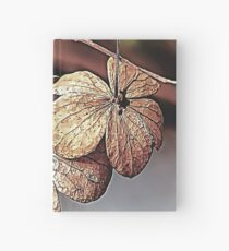 Dried Flowers Hardcover Journal