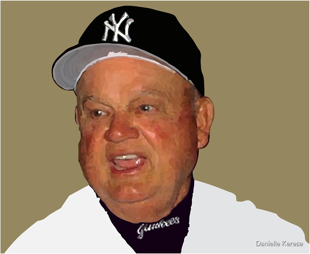 Don Zimmer by Danielle Kerese