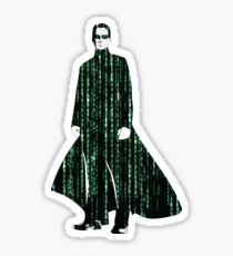 The Matrix - Mr Anderson Sticker